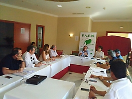 Comisión Delegada Septiembre 2016                    