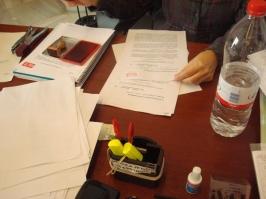 Entrega Firmas contra LAULA _3
