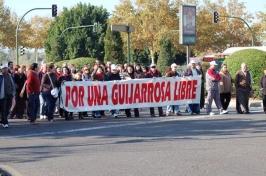 Manifestación Sevilla dia 10-12-2009