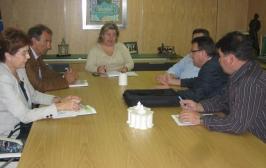 Reunión Consejera de Gobernación