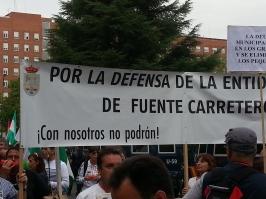Manifestación Madrid 27-09-2013