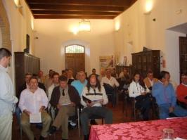 Asamblea General ordinaria de FAEM del dia 24-10-2009